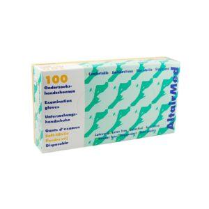 Handschoen Soft Nitril – Maat S [Box à 100 stuks]
