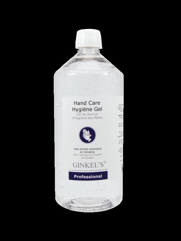 Ginkel's Hygiëne Handgel 1 liter