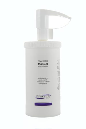 Ginkel's Foot Care – Masker – 500 ml [Salonverpakking]