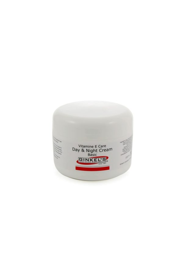 Ginkel's Vitamine E – Day & Night Cream Normaal – 100 ml