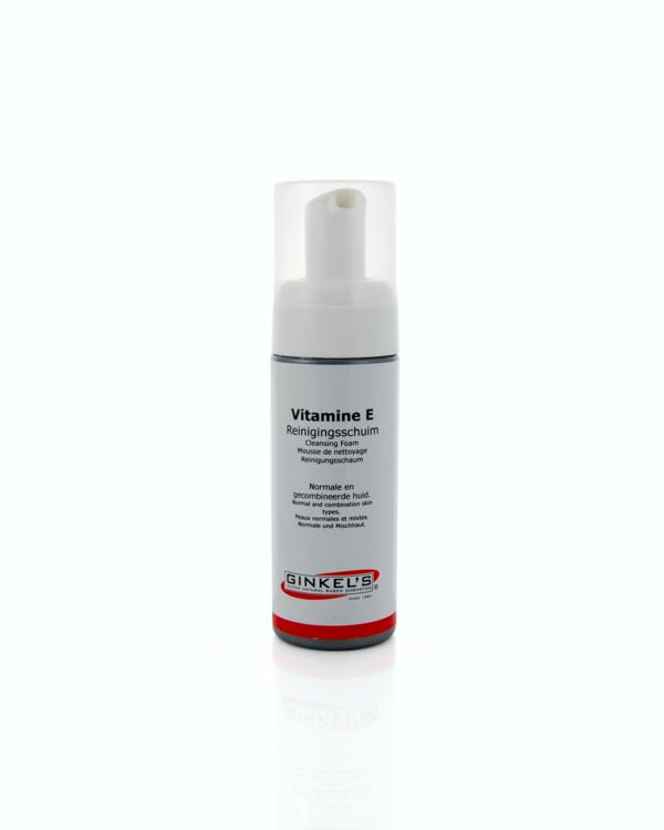 Ginkel's Vitamine E Reinigingsschuim 150 ml.-0