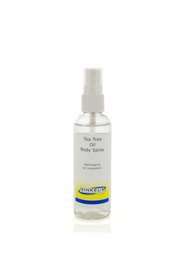 Ginkel's Tea Tree Care – Body Spray 100 ml