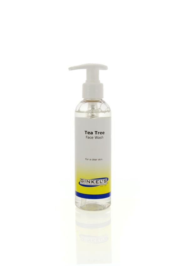 Ginkel's Tea Tree Face Wash 200 ml.-0