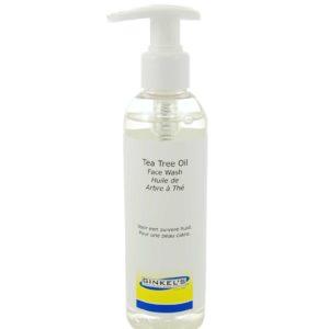 Ginkel's Tea Tree Care – Face Wash – 200 ml