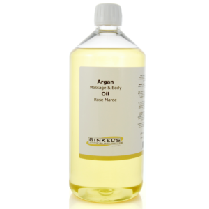 Massage & Body Oil – Argan & Rose Maroc – 1000 ml