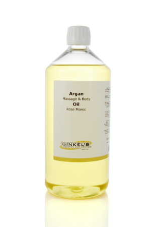 Massage & Body Oil – Argan & Rose Maroc 1000 ml