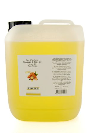 Massage & Body Oil – Argan & Rose Maroc 5000 ml