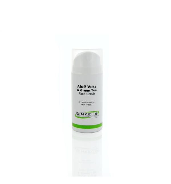 Ginkel's Aloë Vera - Face Scrub 100 ml.-0