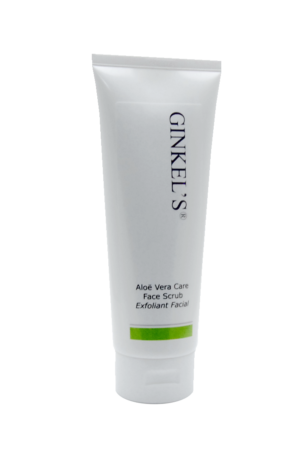 Ginkel's Aloë Vera – Face Scrub – 250 ml [Salonverpakking]