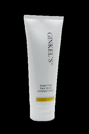 Ginkel's Argan Face Care – Face Scrub – 250 ml [Salonverpakking]