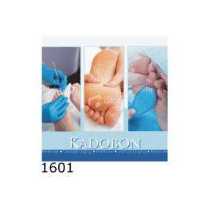 Kadobon Pedicure Blauw – 12 stuks