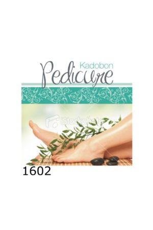 1602 1 300x450 - Kadobon Pedicure Groen - 12 stuks - kadobonnen