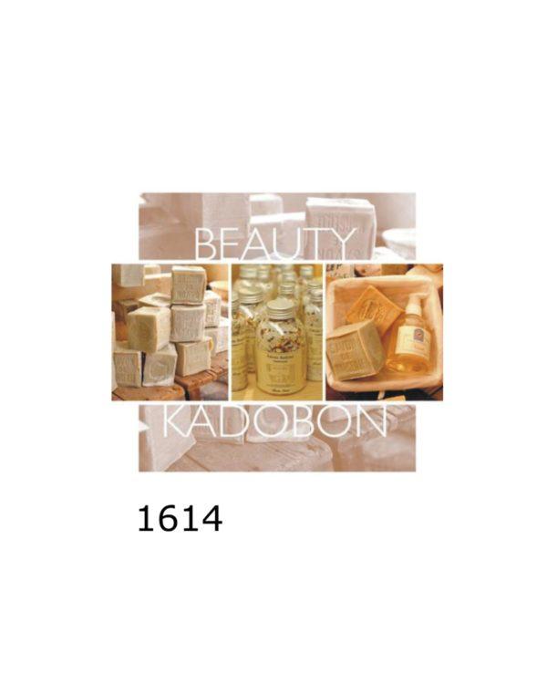 1614 1 600x750 - Kadobon Beauty Zeep - 12 stuks - kadobonnen