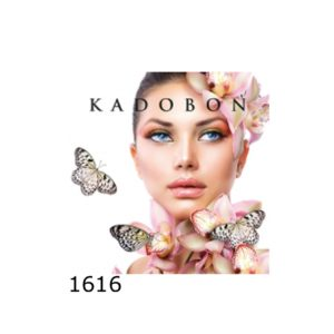Kadobon Butterflies – 12 stuks