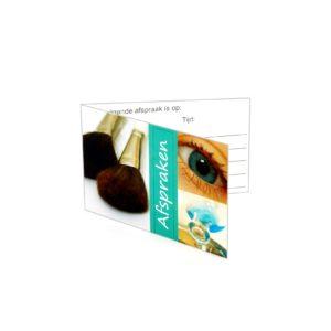 Ginkel's Afsprakenkaartjes – Beauty Brush – 48 stuks