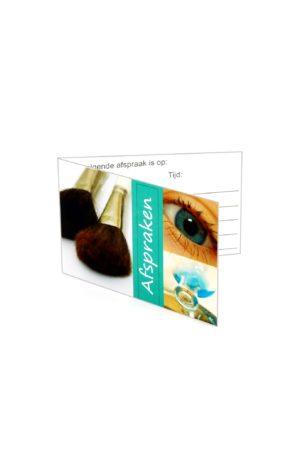 1630 1 300x450 - Ginkel's Afsprakenkaartjes - Beauty Brush - 48 stuks - kadobonnen