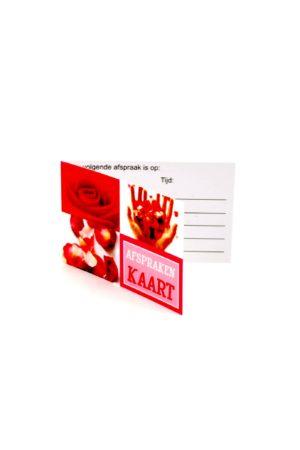1632 1 300x450 - Ginkel's Afsprakenkaartjes - Roses - 48 stuks - kadobonnen