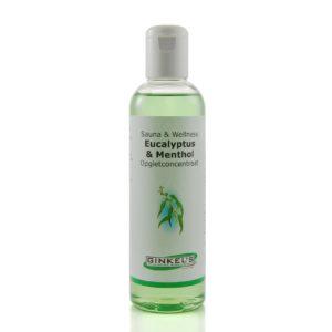 Ginkel's Sauna Opgietconcentraat Eucalyptus-Menthol – 200 ml