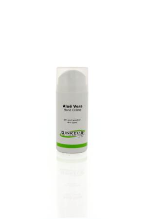 Ginkel's Aloë Vera Hand Cream 100 ml.-0