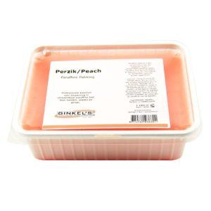 Paraffine Pakking – Peach – ca. 1000 ml