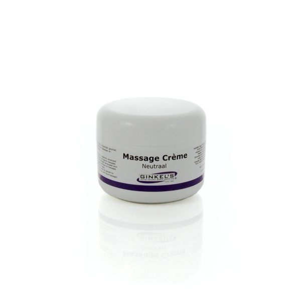 Ginkel's Plantaardige Massage Crème 100 ml.-0