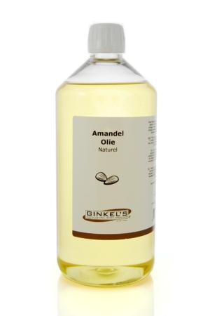 Ginkel's Amandel Olie Neutraal 1000 ml [Salonverpakking]