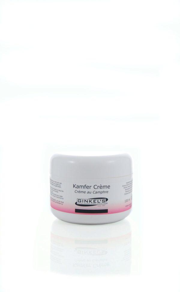 Ginkel's Kamfer Crème – 100 ml