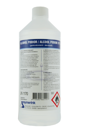 alcohol 1 liter 300x450 - Reymerink Alcohol 70% voor desinfectie 1 liter - desinfectie