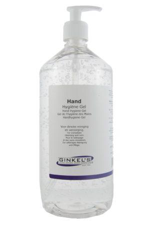 Ginkel's Hygiëne Handgel (Salonverpakking) 1 liter-0