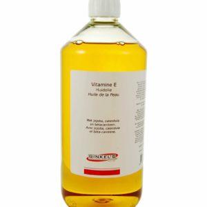 Ginkel's Vitamine E – Huidolie – 1000 ml