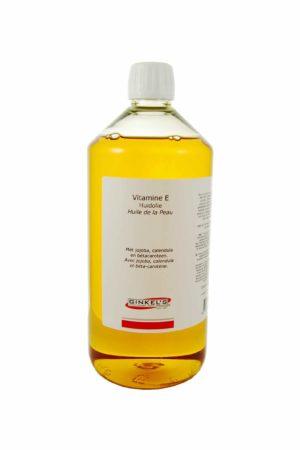 Ginkel's Vitamine E – Huidolie 1000 ml [Salonverpakking]