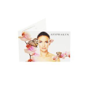 Ginkel's Afsprakenkaartjes – Butterfly – 48 stuks