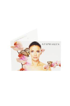 1636 1 300x450 - Ginkel's Afsprakenkaartjes - Butterfly - 48 stuks - kadobonnen