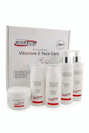 Vitamine E Face Care – Professional Box