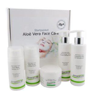 Aloë Vera Face Care – Professional Box