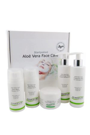 Aloë Vera Face Care – Professional Box