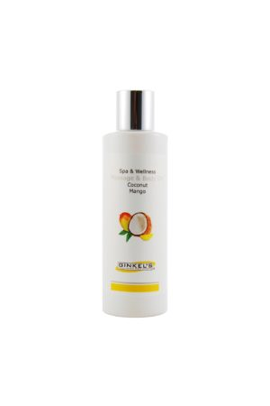 Massage & Body Oil – Coconut & Mango 200 ml