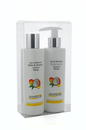 Spa & Wellness - Giftset - Coconut & Mango-0