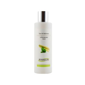 Massage & Body Oil – Lemongrass & Mint – 200 ml