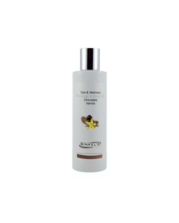 Massage & Body Oil – Chocolate & Vanilla 200 ml