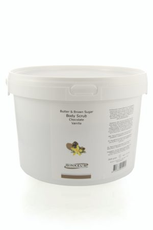 Butter & Brown Sugar Body Scrub – Chocolate & Vanilla 2500 gram