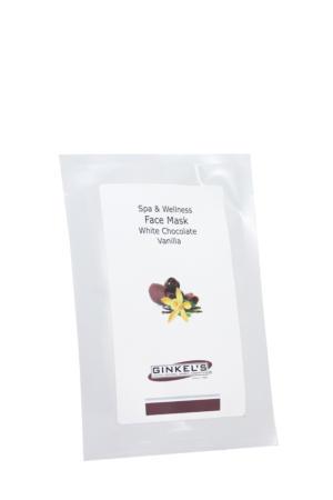 Ginkel's Face Mask – White Chocolate & Vanilla – 15 ml [Sachet]