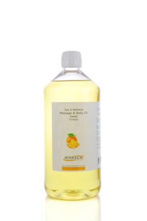 Massage & Body Oil – Sweet Orange 1000 ml