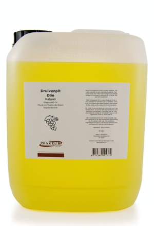 Ginkel's Druivenpit Olie 5 liter [Can]
