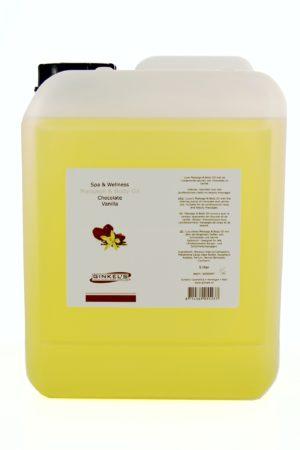 Massage & Body Oil – Chocolate & Vanilla 5000 ml