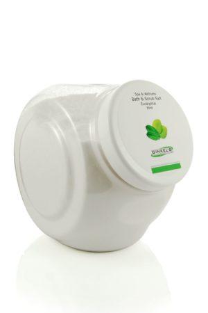 Bath & Scrub Salt – Eucalyptus & Mint 3 kg