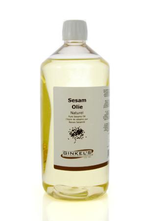 Ginkel's Sesam Olie 1000 ml [Salonverpakking]