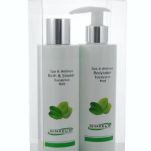 Spa & Wellness – Giftset – Eucalyptus & Mint