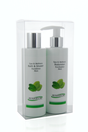 Spa & Wellness - Giftset - Eucalyptus & Mint-0
