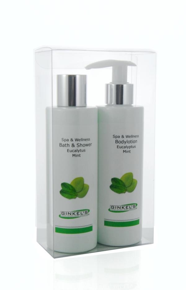 Spa & Wellness - Giftset - Eucalyptus & Mint-0
